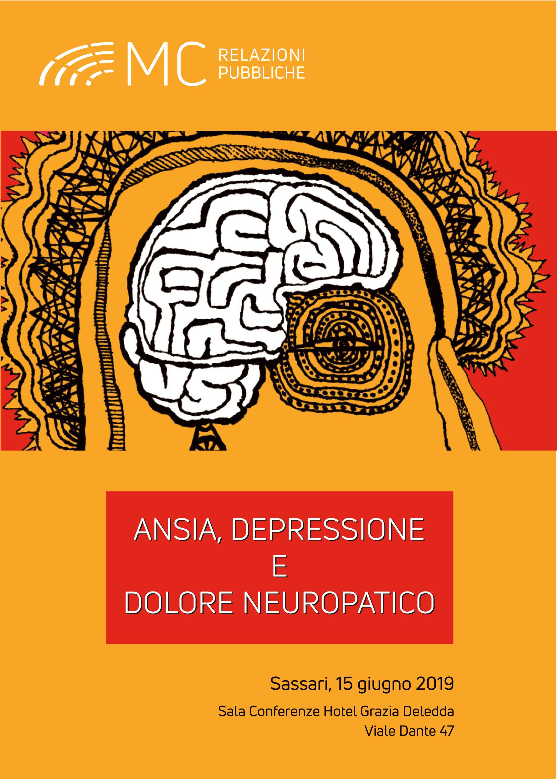 Ansia, depressione e dolore neuropatico